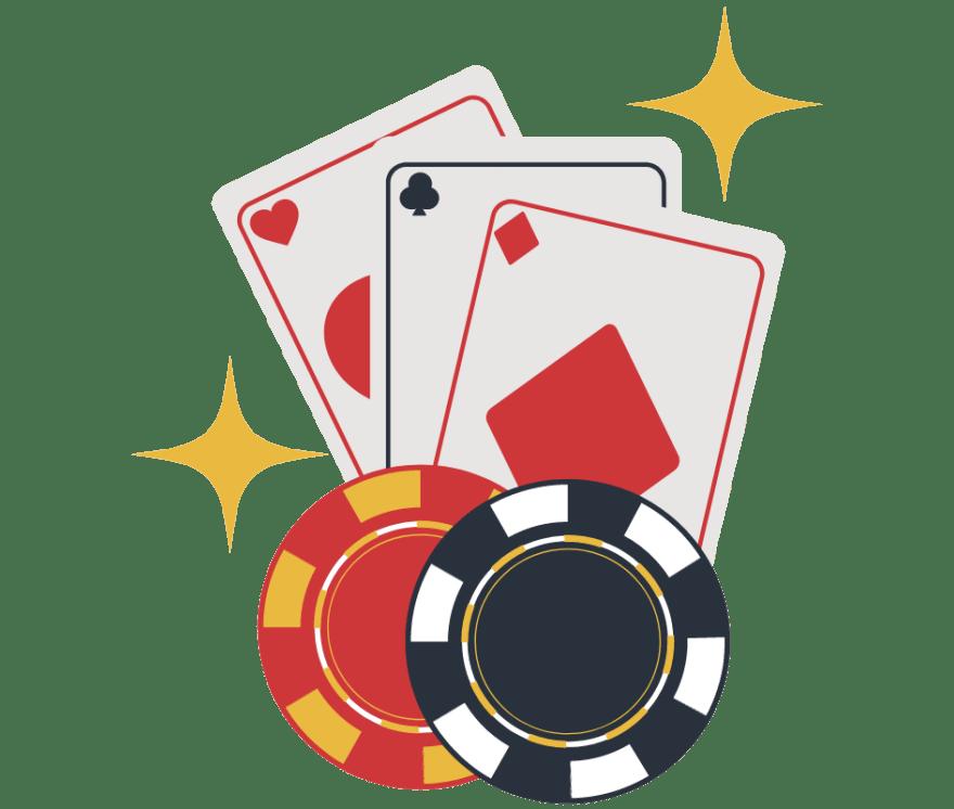 136 أفضل لعبة ورق New Casino في عام 2021