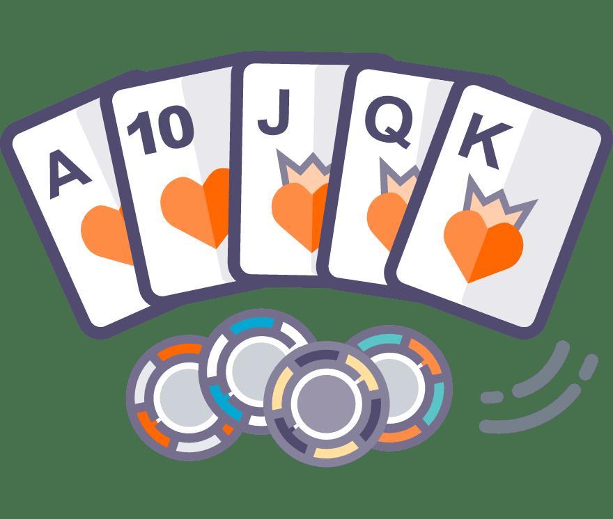 29 أفضل Texas Holdem New Casino في عام 2021