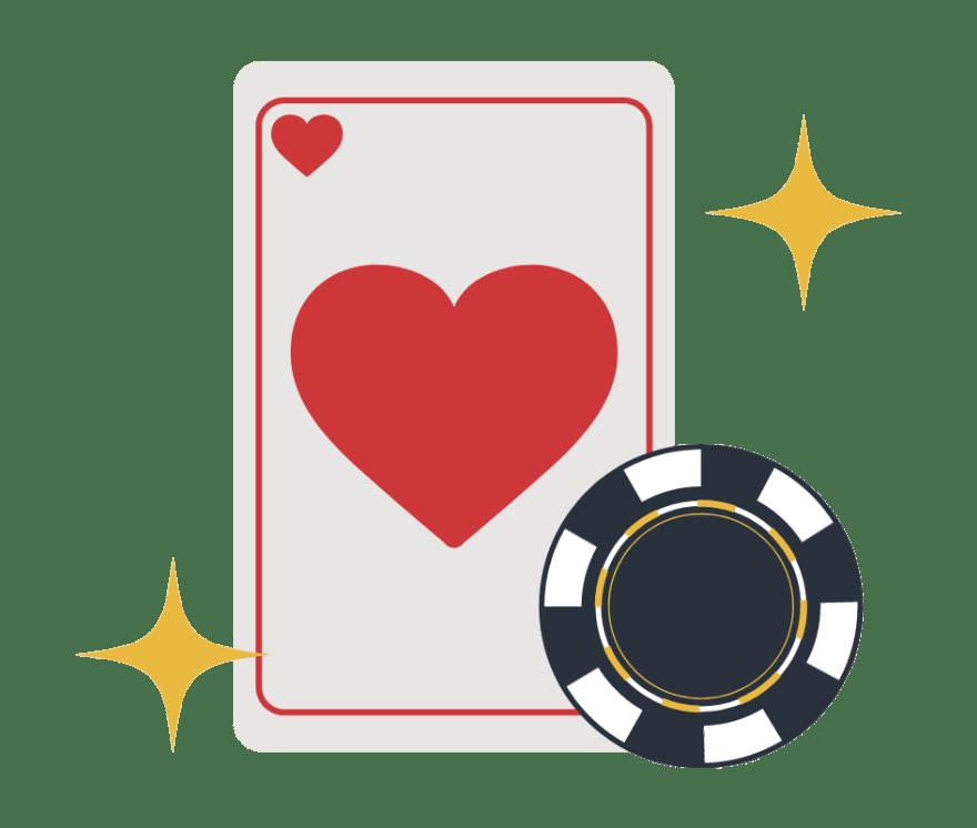 103 أفضل لعبة البوكر New Casino في عام 2021