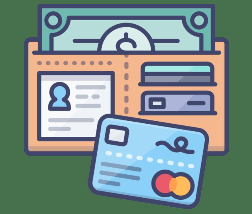 خيارات الدفع الأكثر شيوعًا في الكازينوهات الجديدة